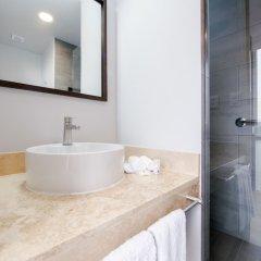 Отель Sleep Inn Ciudad de México Мехико ванная фото 2
