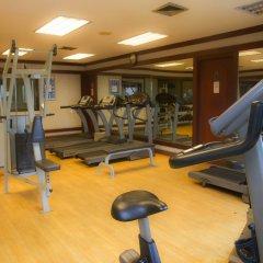 Отель Omni Tower Syncate Suites Бангкок фитнесс-зал