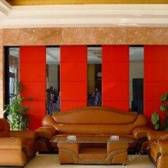 Suzhou Rongcheng Hotel интерьер отеля