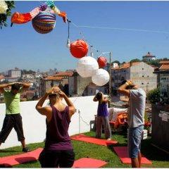 Отель Hostel & Suites Des Arts Португалия, Амаранте - отзывы, цены и фото номеров - забронировать отель Hostel & Suites Des Arts онлайн фитнесс-зал