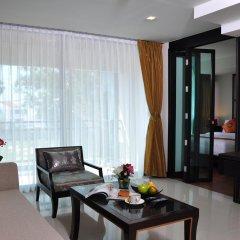 Royal Thai Pavilion Hotel 4* Представительский люкс с различными типами кроватей фото 2