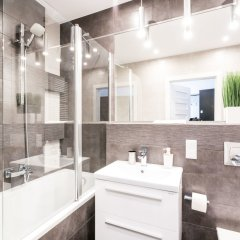 Апартаменты Tower Apartments ванная фото 2