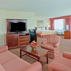 Отель Holiday Inn Washington-Central/White House комната для гостей фото 3