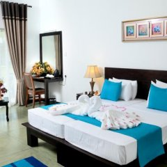 Отель Coco Royal Beach Resort - Waskaduwa комната для гостей фото 3
