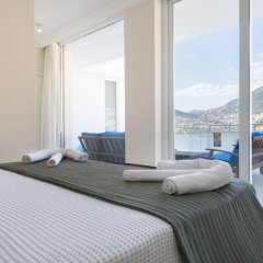 Отель Villa Tuna by Akdenizvillam Патара комната для гостей фото 4