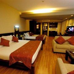 Отель Asia Paradise Hotel Вьетнам, Нячанг - отзывы, цены и фото номеров - забронировать отель Asia Paradise Hotel онлайн комната для гостей фото 2