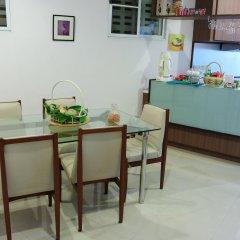 Отель Baan Manusarn Бангкок питание