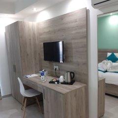 Отель TJ Boutique Accommodation Мальта, Марсаскала - отзывы, цены и фото номеров - забронировать отель TJ Boutique Accommodation онлайн комната для гостей фото 4