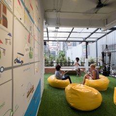 Отель LiveItUp Central Бангкок детские мероприятия фото 2