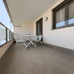 Отель Holidays2 Malaga Cizaña Испания, Торремолинос - отзывы, цены и фото номеров - забронировать отель Holidays2 Malaga Cizaña онлайн балкон