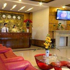 Hanh Dat Hotel Hue интерьер отеля