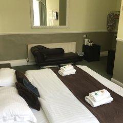 Отель Kempfield House Hotel Великобритания, Кемптаун - отзывы, цены и фото номеров - забронировать отель Kempfield House Hotel онлайн комната для гостей фото 4