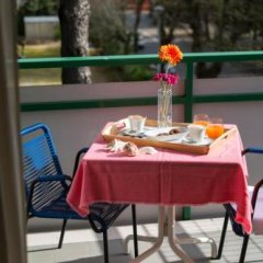 Hotel Mamy Римини балкон