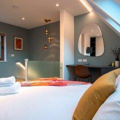 Апартаменты Mirabilis Apartments - Wells Court Лондон комната для гостей