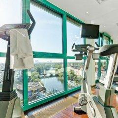 Отель Abion Villa Suites Германия, Берлин - отзывы, цены и фото номеров - забронировать отель Abion Villa Suites онлайн фитнесс-зал