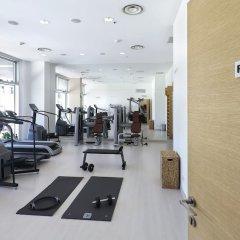 Отель Ramada Plaza Milano фитнесс-зал фото 3