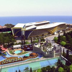 Отель Vikingen Infinity Resort & Spa - All Inclusive пляж фото 2