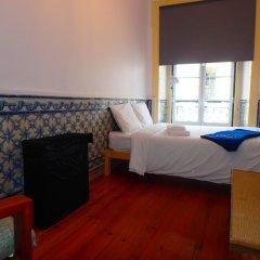 Отель Hub New Lisbon Hostel Португалия, Лиссабон - 1 отзыв об отеле, цены и фото номеров - забронировать отель Hub New Lisbon Hostel онлайн комната для гостей фото 5