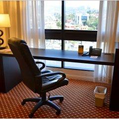 Отель Clarion Hotel Real Tegucigalpa Гондурас, Тегусигальпа - отзывы, цены и фото номеров - забронировать отель Clarion Hotel Real Tegucigalpa онлайн удобства в номере фото 2