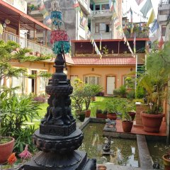 Отель Aarya Chaitya Inn Непал, Катманду - отзывы, цены и фото номеров - забронировать отель Aarya Chaitya Inn онлайн