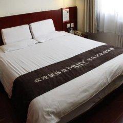 Отель Hanting Express Hotel Beijing Liufang Branch Китай, Пекин - отзывы, цены и фото номеров - забронировать отель Hanting Express Hotel Beijing Liufang Branch онлайн комната для гостей фото 2