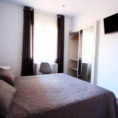 Отель Salomé Испания, Калафель - отзывы, цены и фото номеров - забронировать отель Salomé онлайн комната для гостей фото 4
