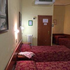 Hotel Helvetia Генуя комната для гостей