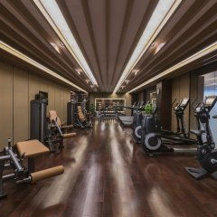 Shangri-La Hotel, Xian фитнесс-зал фото 2