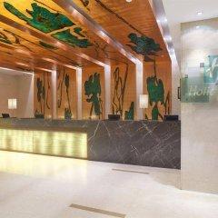 Отель Holiday Inn Suzhou Youlian интерьер отеля