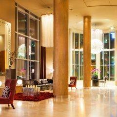 Отель Le Crystal Montreal Канада, Монреаль - отзывы, цены и фото номеров - забронировать отель Le Crystal Montreal онлайн интерьер отеля
