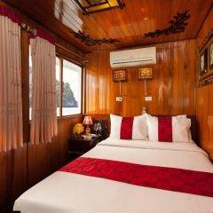 Отель Halong Dugong Sail комната для гостей фото 3