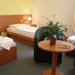 Отель Meritum Чехия, Прага - 10 отзывов об отеле, цены и фото номеров - забронировать отель Meritum онлайн комната для гостей фото 2