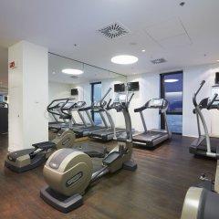 Гостиница Radisson Blu Resort Bukovel Украина, Буковель - 3 отзыва об отеле, цены и фото номеров - забронировать гостиницу Radisson Blu Resort Bukovel онлайн фитнесс-зал фото 2