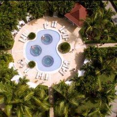 Отель Luxury Bahia Principe Esmeralda - All Inclusive Доминикана, Пунта Кана - 10 отзывов об отеле, цены и фото номеров - забронировать отель Luxury Bahia Principe Esmeralda - All Inclusive онлайн вид на фасад