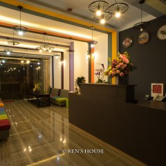 Отель Minh Thanh 2 Далат интерьер отеля