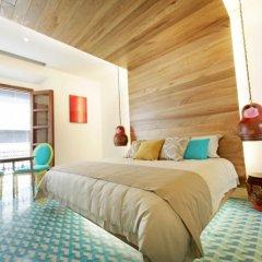 Отель Del Carmen Concept Hotel Мексика, Гвадалахара - отзывы, цены и фото номеров - забронировать отель Del Carmen Concept Hotel онлайн комната для гостей фото 4