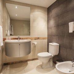 Отель Pestana Alvor Atlântico Residences Португалия, Портимао - отзывы, цены и фото номеров - забронировать отель Pestana Alvor Atlântico Residences онлайн ванная
