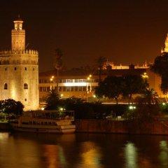 Отель Pasarela Испания, Севилья - 2 отзыва об отеле, цены и фото номеров - забронировать отель Pasarela онлайн приотельная территория