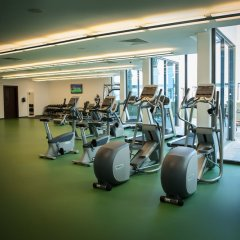 Отель JA Palm Tree Court фитнесс-зал