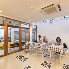 Отель LiveItUp Central Бангкок гостиничный бар