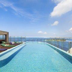 Отель Jen Maldives Malé by Shangri-La Мальдивы, Мале - отзывы, цены и фото номеров - забронировать отель Jen Maldives Malé by Shangri-La онлайн бассейн