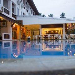 Natural Samui Hotel бассейн