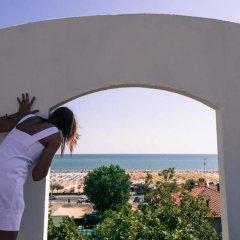 Hotel Principe пляж