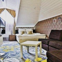 Мини-отель Купеческий Дворъ Стандартный номер с двуспальной кроватью фото 5