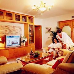 Отель Foreign Experts Building Пекин комната для гостей фото 2