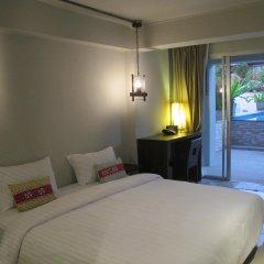 Отель The Nest Resort 3* Улучшенный номер разные типы кроватей