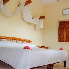 Отель Bungalows La Madera Мексика, Сиуатанехо - отзывы, цены и фото номеров - забронировать отель Bungalows La Madera онлайн комната для гостей