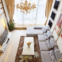 Апартаменты South & North International Apartment (Kam Rueng Plaza) комната для гостей фото 2