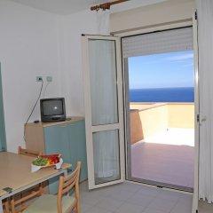 Hotel Residence La Baia Кастельсардо балкон