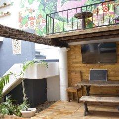 Отель Macarena Hostel Мексика, Канкун - отзывы, цены и фото номеров - забронировать отель Macarena Hostel онлайн фото 13